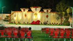 VITS Luxury Business Hotel, Aurangabad Aurangabad VITS Lawn at VITS Luxury Business Hotel Aurangabad