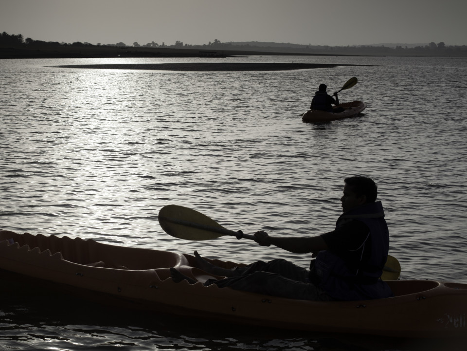 Kayaking In Kabini, The Serai Kabini, Couple Resorts In Kabini