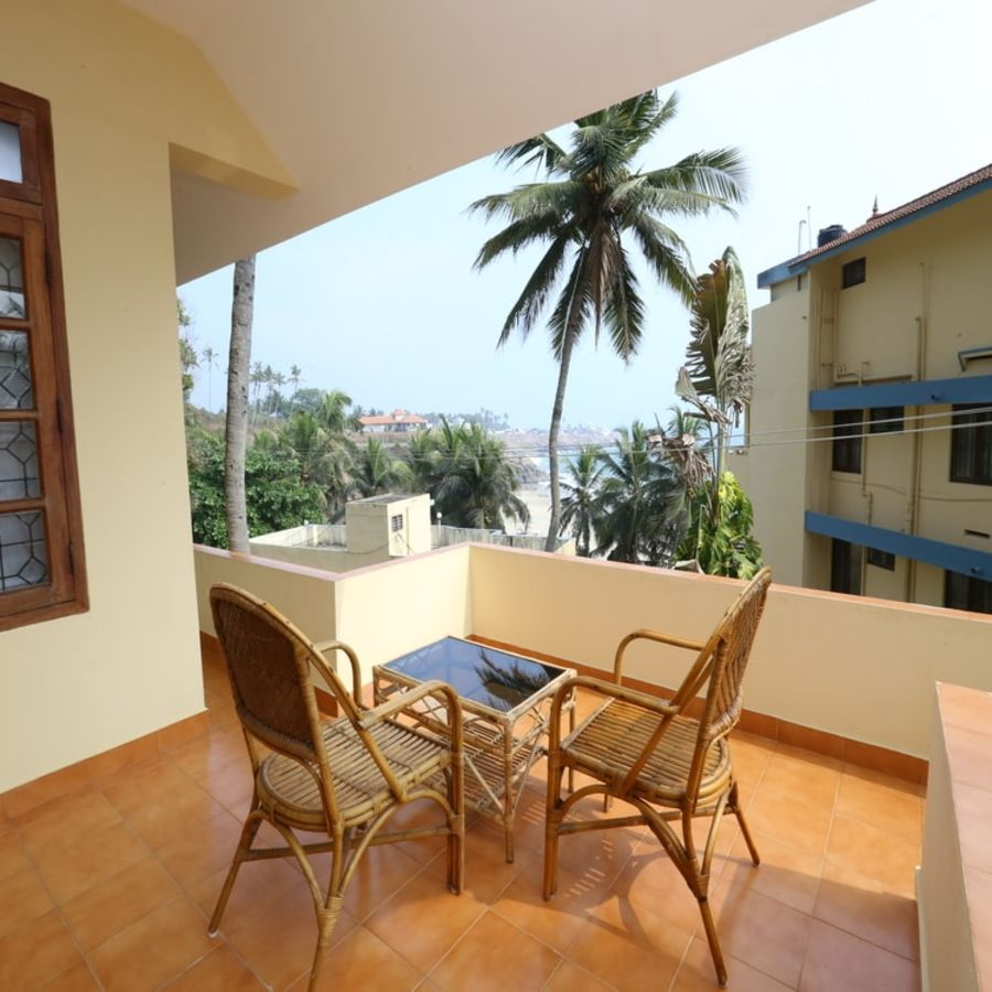 alt-text Hotels near Kovalam beach, Budget villas near Kovalam beach, best budget rooms in Kovalam 34