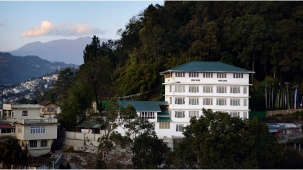 Facade Summit Namnang Courtyard Spa Gangtok 4