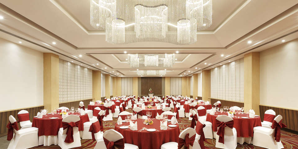 Dinning and Banquet RBD Sarovar Portico Bangalore 17