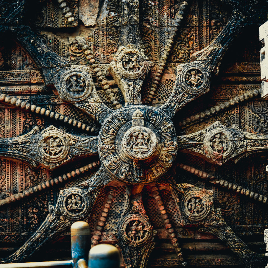 konark-sun-temple-door-india