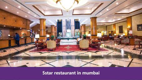 The Orchid - Five Star Ecotel Hotel Mumbai 5 Star Restaurant In Mumbai