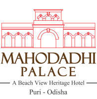 Mahodadhi Palace - A Beach View Heritage Hotel in Puri Puri Logo Mahodadhi Palace - A Beach View Heritage Hotel in Puri