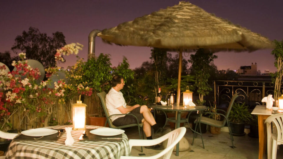 Dine Under The Stars, Colonels Retreat, Hotels Near South Delhi