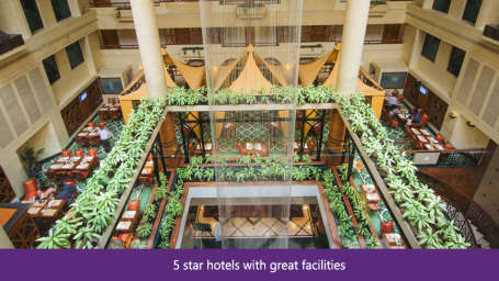 The Orchid - Five Star Ecotel Hotel Mumbai 5 star hotels with great facilities