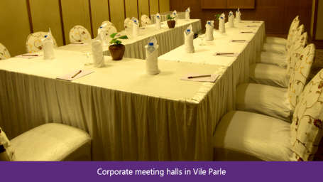 The Orchid - Five Star Ecotel Hotel Mumbai Corporate meeting halls in Vile Parle