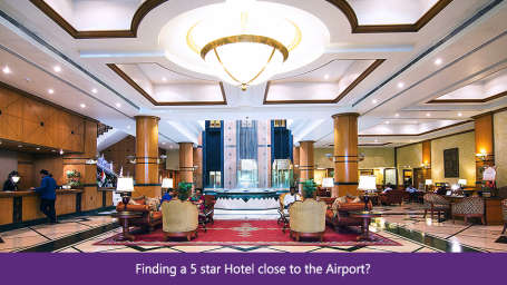 The Orchid - Five Star Ecotel Hotel Mumbai Finding a 5 star Hotel close to the Airport