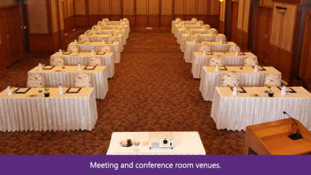 The Orchid - Five Star Ecotel Hotel Mumbai Meeting and conference room venues.
