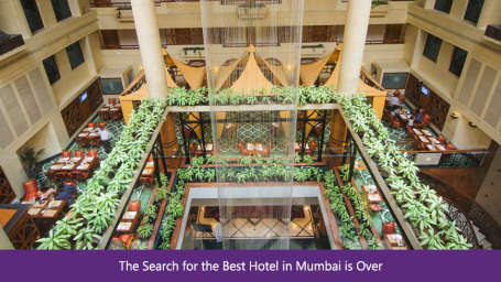The Orchid - Five Star Ecotel Hotel Mumbai The Search for the Best Hotel in Mumbai is Over