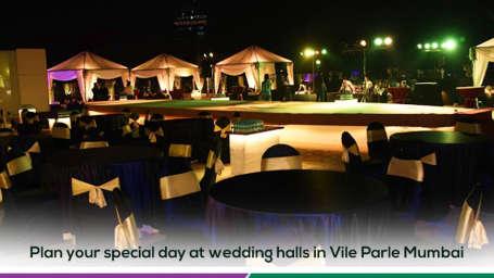 The Orchid - Five Star Ecotel Hotel Mumbai Wedding halls in Mumbai