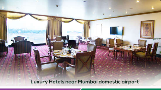 The Orchid Five Star Ecotel Hotel Mumbai Luxury Hotels Near Domestic Airport