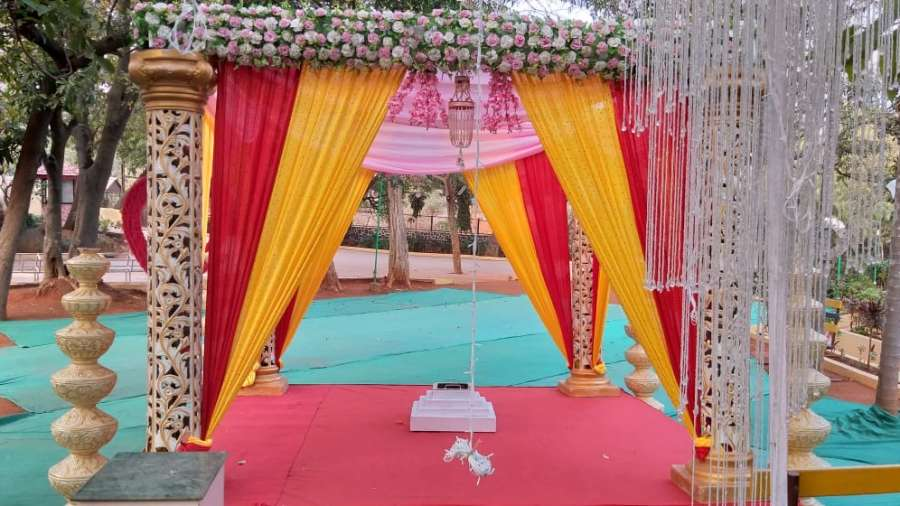 alt-text Weddings venue near Mumbai Zara s Resort Event Halls in Lonavala 62