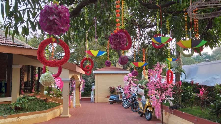alt-text Weddings venue near Mumbai Zara s Resort Event Halls in Lonavala 64