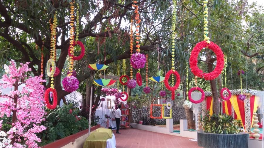 alt-text Weddings venue near Mumbai Zara s Resort Event Halls in Lonavala 60