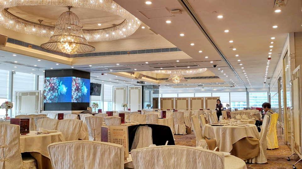 Golden Palace Seaview Banquet Hall  Hong Kong