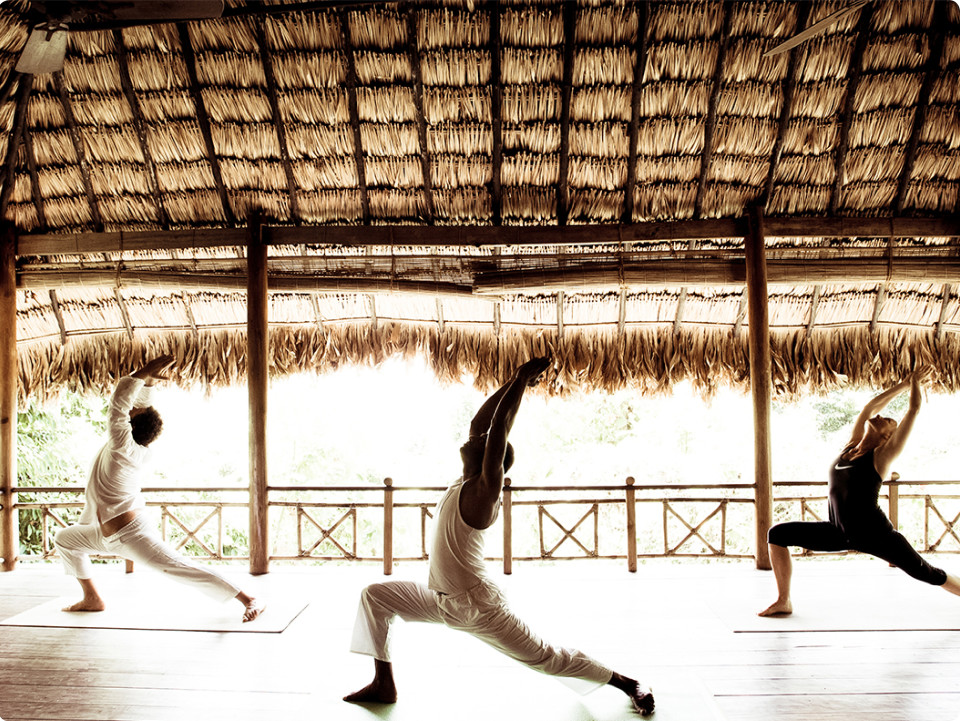Yoga at Barefoot at Havelock, Luxury Resorts in Andaman 22