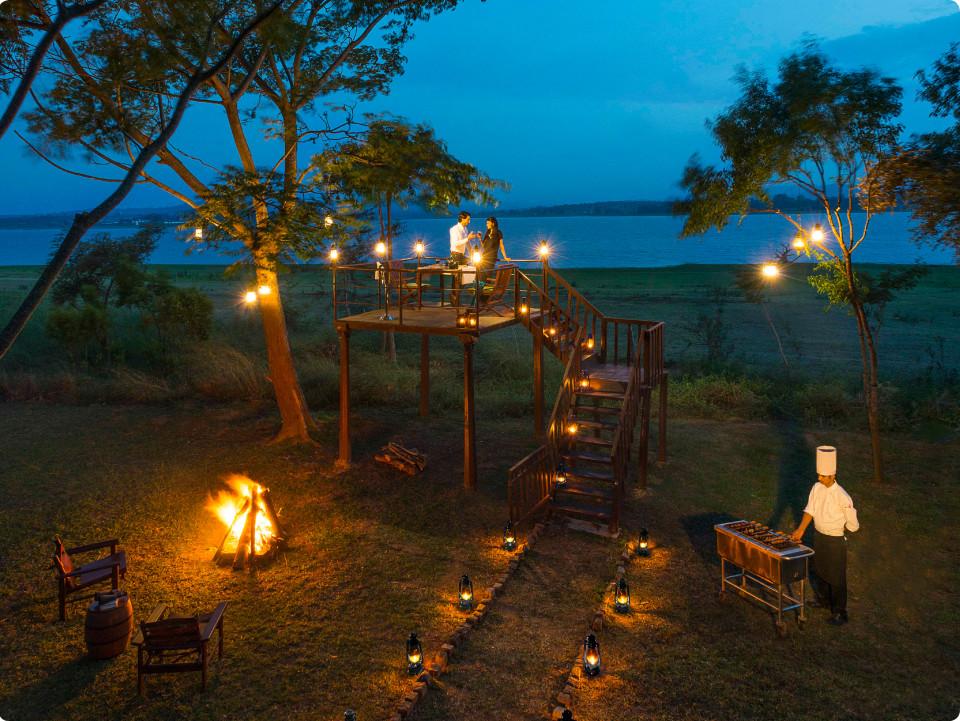 Kabini Romantic Dinner
