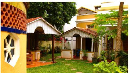 Hotel Casa Cottage, Bangalore Bangalore garden hotel casa cottage bangalore