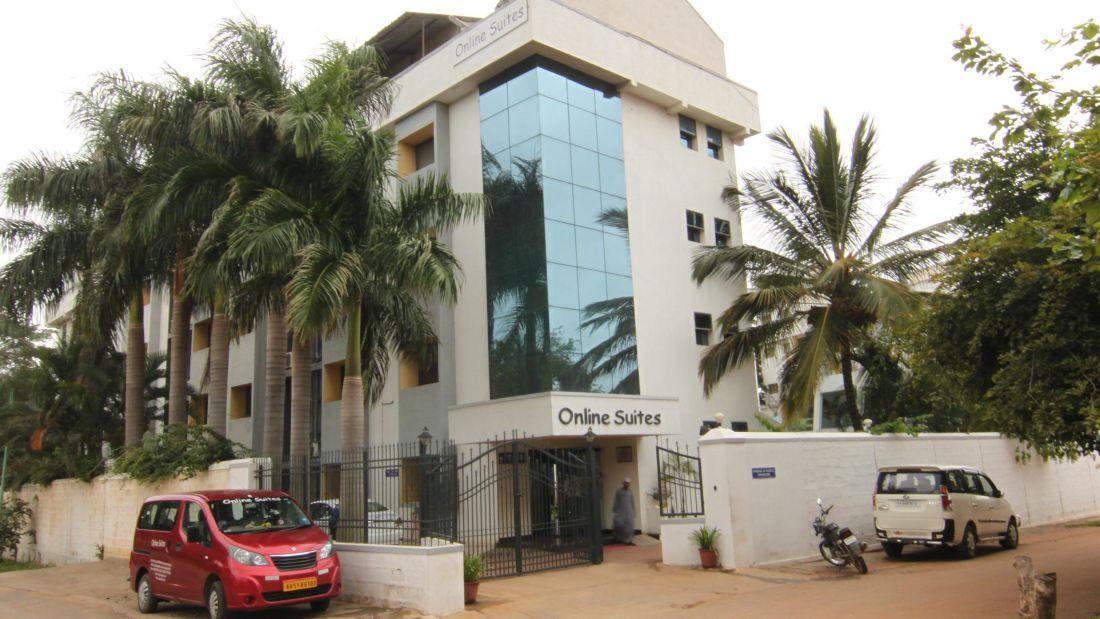 Online Suites Bangalore Exterior Online Suites Bangalore 4