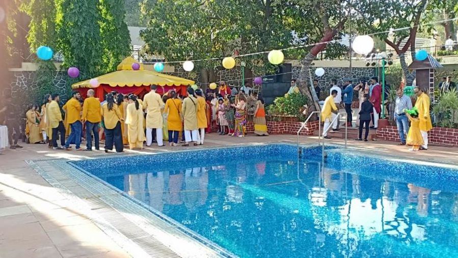 alt-text Weddings venue near Mumbai Zara s Resort Event Halls in Lonavala 17