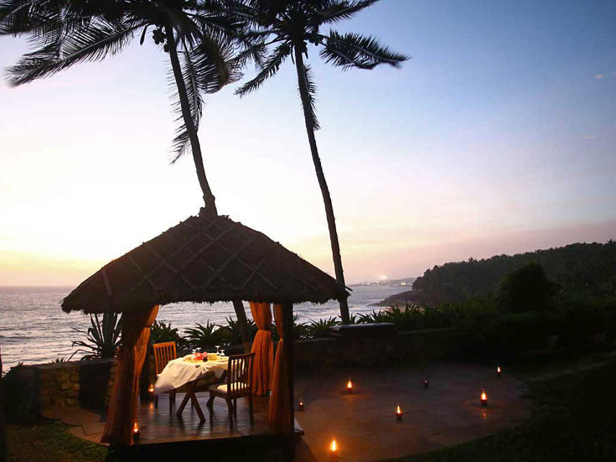 alt-text Niraamaya Retreats Surya Samdura, Kovalam Resort, Kovalam Beach Resort