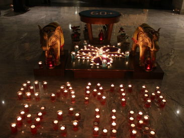 Earth Hour The Orchid Hotel Pune 2 slejpk