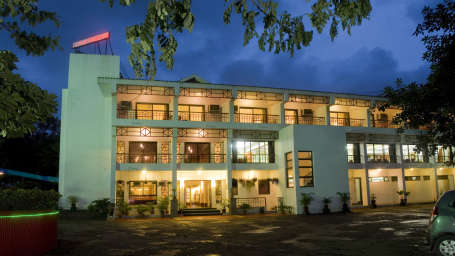 Lotus Riverside Resort Silvassa Silvassa Exterior Veiw 1 of Lotus Silvassa Resort in Silvassa