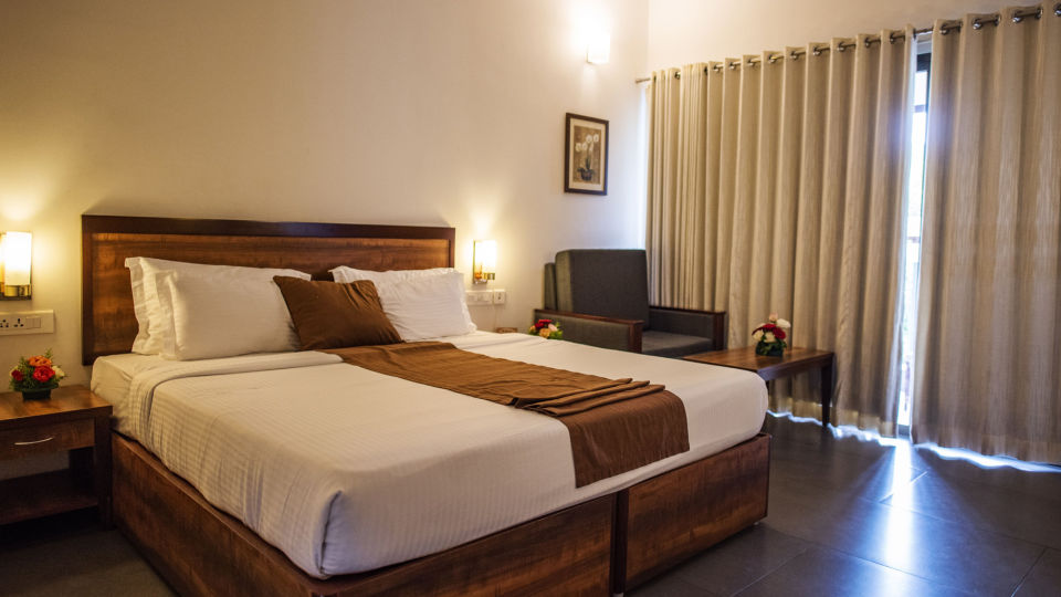 Luxurious rooms in Thekkady, Places to stay in Thekkady, Abad Green Forest, Thekkady,19