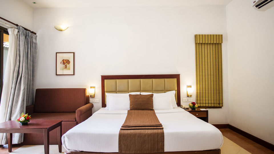 Spacious rooms in Thekkady, Best places to stay in Thekkady, Abad Green Forest, Thekkady-16