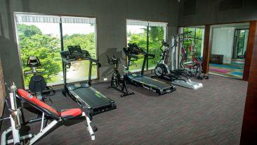 Gym Hotel Kanha Shyam Prayagraj