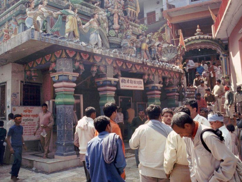 Neelkanth Temple - Glasshouse on the Ganges g5fgd0