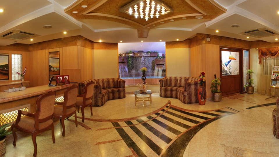 Hotel Pai Comforts, JP Nagar, Bangalore Bangalore Hotel Pai Comforts JP Nagar Bangalore Lobby