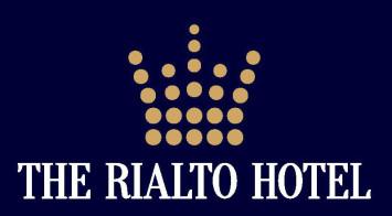 The Rialto Hotel Bangalore Bangalore Logo Of Rialto Hotel Blue 1