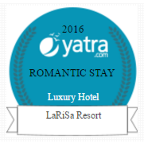 Yatra Badge LaRiSa Mountain Resort Manali - Best Resorts in Manali