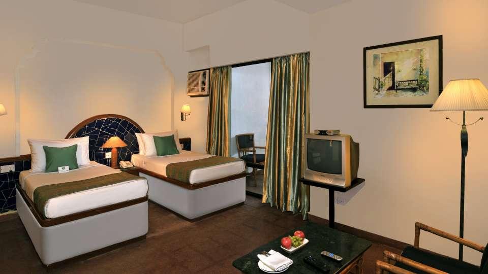Standard Room at Phoenix Park Inn, Goa - A Carlson Brand Managed by Sarovar Hotels, best hotel rooms near candolim beach