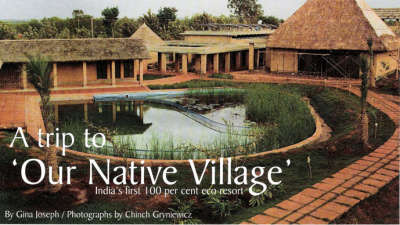 Our Native Village Bengaluru in the news press our native village bangalore eco resort 3