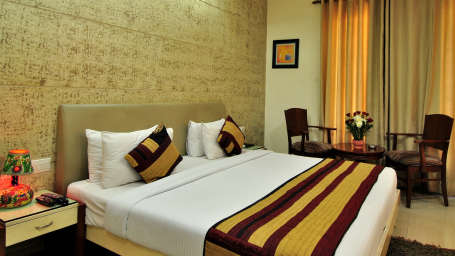 The Cosy Hotels  Super Deluxe Room Cosy grand Rk Puram 2