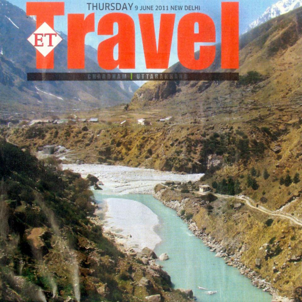 The Haveli Hari Ganga Hotel, Haridwar Haridwar Media Coverage 1 of The Haveli Hari Ganga Hotel Haridwar