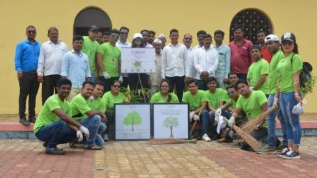 Enviornment Day Activity 2018, The Orchid Hotel, Environment Friendly Hotels In Pune 3
