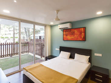 The Eternal Wave, Calangute, Goa Goa One Bedroom Apartment The Eternal Wave Calangute Goa 1