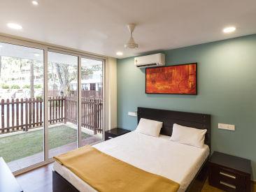 The Eternal Wave, Calangute, Goa Goa One Bedroom Apartment The Eternal Wave Calangute Goa 1