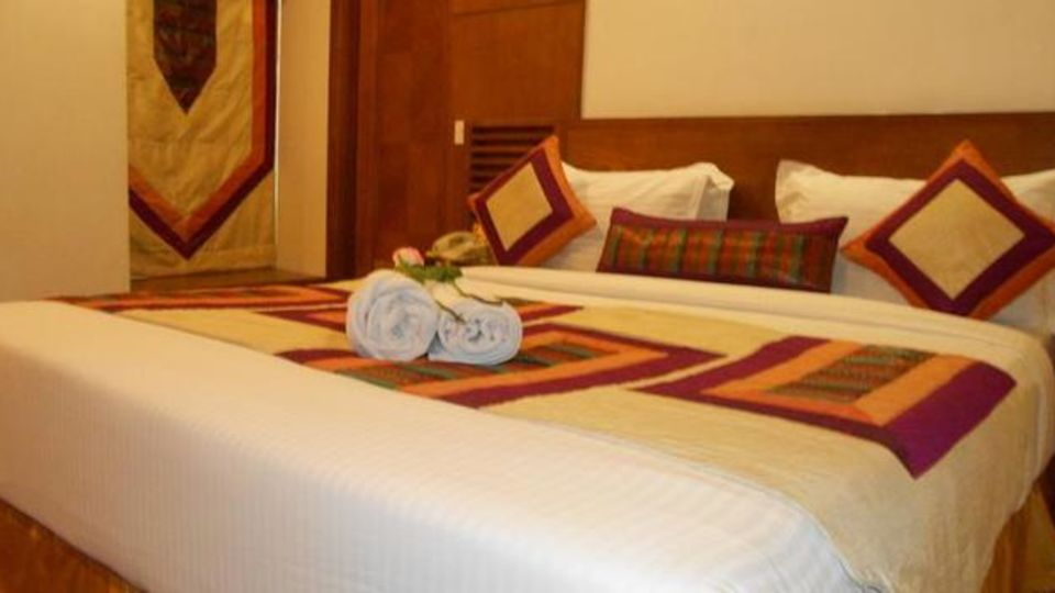 The Silverline Hotel, Jessore Road, Kolkata Kolkata Luxury Room The Silverline Hotel Kolkata