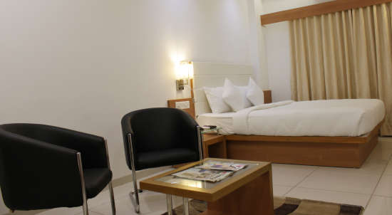Ashray Inn Hotel in Ahmedabad Deluxe Rooms 1