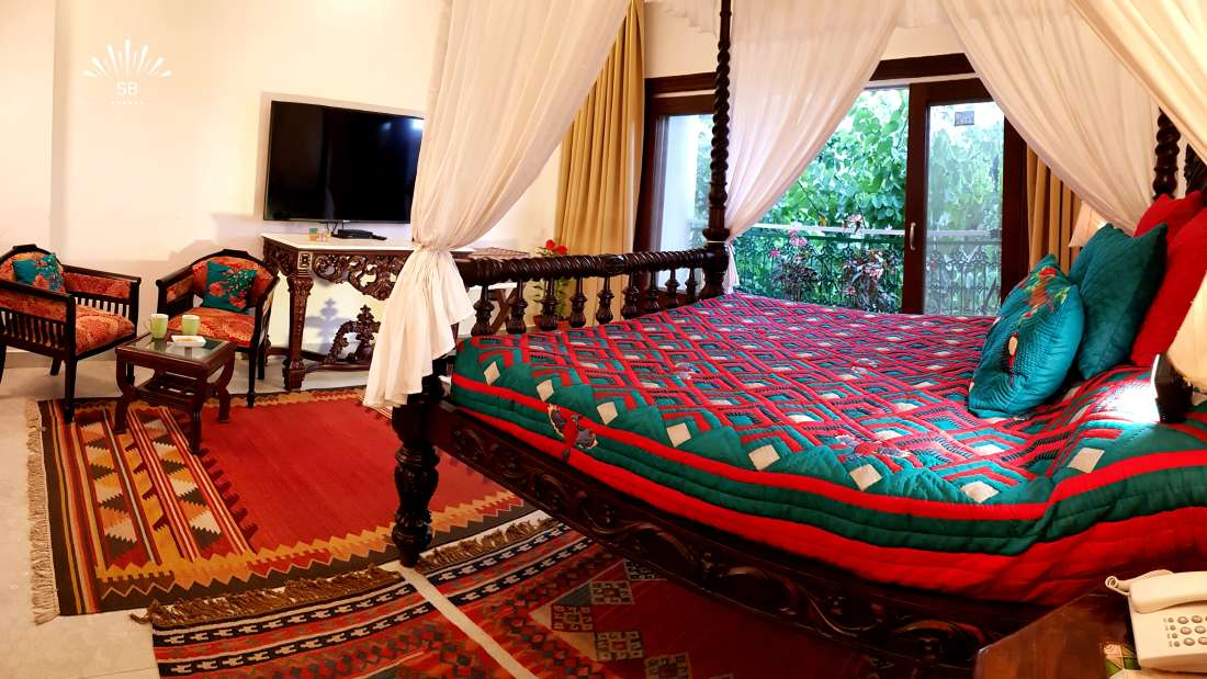 Superior Rooms_Shaheen Bagh Resort_Stay In Dehradun 5