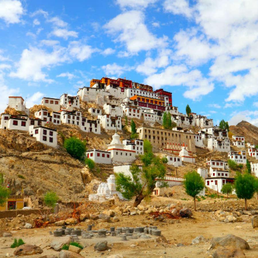 Ladakh-Leh-Thiksey-Monastery - Evoke Hotels