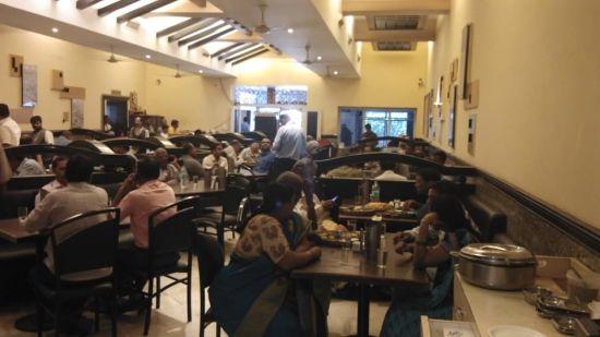 HALL RESTAURANT Taj Mahal Restaurant in Hyderabad