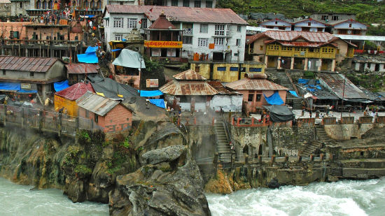 Yamunotri, Gangotri, Kedarnath & Badrinath uttarakhand Leisure Hotels Yamunotri Gangotri 80