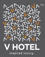 V Hotel - Srinagar, Vishakhapatnam Vishakhapatnam Hotel Logo TM-01