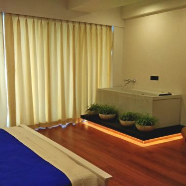 Hotel rooms in Cherrapunji-01, Stay in Cherrapunji-3, Polo Orchid Resort, Cherrapunji-12